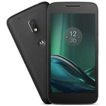 Smartphone Motorola Moto G 4 Play 4ª Geração (Android 6.0, 16GB, 5.0pol, 8MP+5MP, 4G) - Preto -