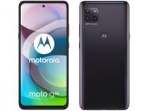 "Smartphone Motorola Moto G 5G 128GB Preto Prisma - Octa-Core 6GB RAM 6,7"" Câm. Tripla + Selfie 16MP -"