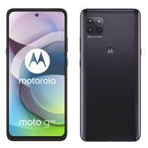 "Smartphone Motorola Moto G 5G Preto, Tela 6.7"", 5G+Wi-Fi+NFC, And. 10, Câm. Tras. 48+8+2, Frontal de 16MP, 6GB RAM, 128GB -"