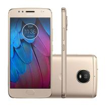 Smartphone Motorola Moto G 5S 32GB Câmera 16MP Tela 5.2 Polegadas XT1792 -