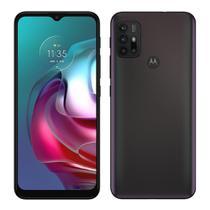 """Smartphone Motorola Moto G30,Dark Prisma,Tela de 6.5"""", And.11, Câm Tras,Frontal de13MP,128GB -"""