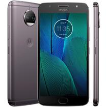 Smartphone Motorola Moto G5 S Plus TV Digital XT1802 Octa-Core Android 7.1, Tela 5.5, 32GB, 13MP, 4G, Dual Chip Desbloqueado - Platinum