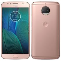 "Smartphone Motorola Moto G5s Plus, 5.5"", 4G, Android 7.1, 13 MP, 32GB - Rosa -"