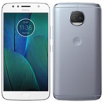 "Smartphone Motorola Moto G5s Plus, 5.5"" 4G, Android 7.1 13MP 32GB - Azul Topazio -"