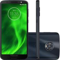 Smartphone Motorola Moto G6 Plus 64GB 4G Dual Chip Tela 5.9 Índigo -