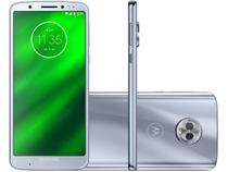 Smartphone Motorola Moto G6 Plus 64GB Topázio - Dual Chip 4G Câm. 12MP e 5MP + Selfie 8MP Flash