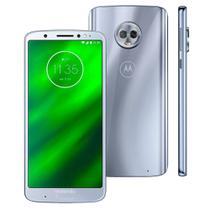 Smartphone Motorola Moto G6 Plus XT1926 64GB 4GB RAM 12MP Tela 5.9 Topazio -