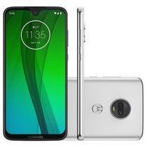 Smartphone Motorola Moto G7 64GB 4GB Tela 6.24 Full HD Câmera 12 + 5MP (Dual Traseira) - Polar -