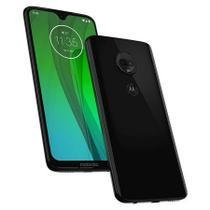 Smartphone Motorola Moto G7 64gb 4gb Tela 6,2 Xt1962 Dual Chip Câmera 12 + 5MP - Ceramic Black -