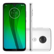 Smartphone Motorola Moto G7 64GB Dual Chip Octa-Core Branco Polar -
