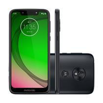 Smartphone Motorola Moto G7 Play 32gb 13mp Snapdragon Octa Core Android 9.0 Pie 4G XT1952-2 Indigo