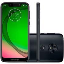 "Smartphone Motorola Moto G7 Play 32GB Dual Chip Android Pie - 9.0 Tela 5.7"" 1.8 GHz Octa-Core 4G Câmera 13MP - Indigo -"