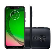 Smartphone Motorola Moto G7 Play 32GB Dual Chip Android Pie 9.0 Tela 5.7 Polegadas 4G Câmera 13MP -