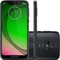 Smartphone Motorola Moto G7 PLAY SPEC EDITION XT1952-2, Android 9.0, 13MP, 5.7'', 32GB - Indigo