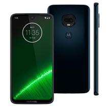 Smartphone Motorola Moto G7 PLUS XT1965-2, Android 9.0, Dual chip, 16MP, 6.2, 64GB, 4G - Indigo