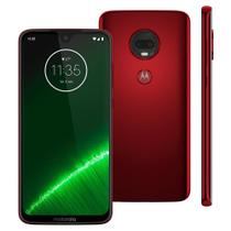 Smartphone Motorola Moto G7 PLUS XT1965-2, Android 9.0, Dual chip, 16MP, 6.2, 64GB, 4G - Rubi