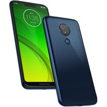 Smartphone Motorola Moto G7 Power 32GB 6.2 12MP - Azul Navy