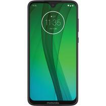 "Smartphone Motorola Moto G7 XT1962 64GB Dual Chip Tela 6.24"" 4G Wi-Fi Dual Câmera 12MP+5MP Preto -"