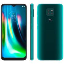Smartphone Motorola Moto G9 Play 64GB XT20831 Verde Turquesa -