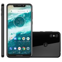 Smartphone Motorola Moto One, 64GB, Dual Chip, 4G, Preto - XT1941 -