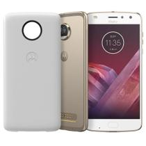 Smartphone Motorola Moto Z2 Play, 64GB, 5.5, 12MP, Android 7.1 - Dourado