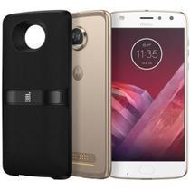 Smartphone Motorola Moto Z2 Play New Sound Edition 64gb - Gold -