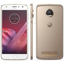 Smartphone Motorola Moto Z2 Play Power 4/64gb Platin /dourad -