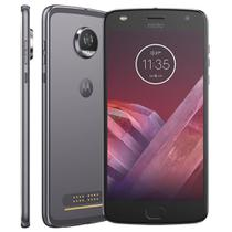 Smartphone Motorola Moto Z2 Play Power 4/64gb Platinum
