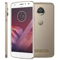 Smartphone Motorola Moto Z2 Play XT1710 Ouro com 64GB, Tela de 5.5, Dual Chip, Câmera 12MP, Android 7.1, Processador O - Mororola