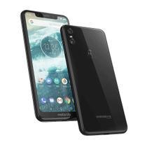 "Smartphone Motorola One 64GB 5,9"" Câmera Dupla 13MP - Preto"