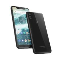 Smartphone Motorola One 64GB Dual Chip Android Oreo 8.1 Tela 5.9 2.0 Octa-Core 4G Câmera 13+2MP
