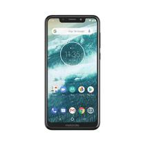 Smartphone Motorola One Dual Chip Android 8 Octacore 2.0 GHz 64GB 4G Tela 5.9 Câmera 13+5MP