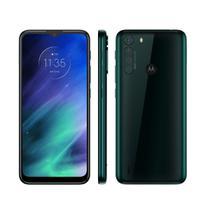 Smartphone Motorola One Fusion 64GB 4GB RAM Tela 6,5 Câm. Quádrupla + Selfie 8MP Verde Esmeralda -