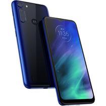 Smartphone Motorola One Fusion Azul 128GB Tela 6.5 Dual 4G -