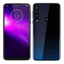 Smartphone Motorola One Macro 64GB Azul Espacial -