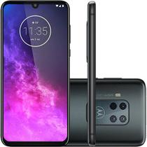 Smartphone Motorola One Zoom 128GB Dual Chip Android Pie 9.0 Tela 6.4