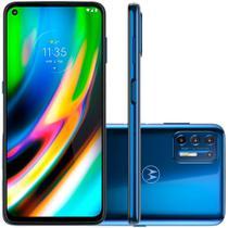 Smartphone Motorola Tela 6.8 Moto G9 Plus 128GB Dual Android 10 -