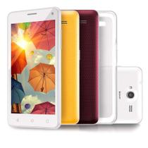 Smartphone MS50 Colors Branco 5