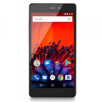 "Smartphone MS60F 16GB 5.5"" Dual Chip Preto/Prata MULTILASER -"