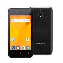 Smartphone Multilaser 8G 5Mp Android 8.1 Ms40G Preto Nb728