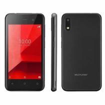 Smartphone Multilaser E Lite 32GB Com Capa Protetora -