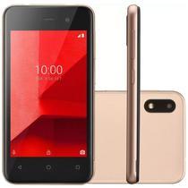 Smartphone Multilaser E Lite 3G 32GB Dual Chip - Dourado -