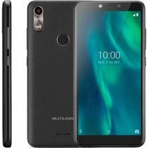 """Smartphone Multilaser F, 32G, 5,5"""", Android 9, Câmera 5 MP, Preto -"""
