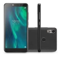 Smartphone Multilaser F P9130 Tela 5.5 Sensor Digital 3G 32GB 1GBl - Preto -