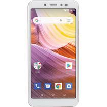 "Smartphone Multilaser MS50G 8GB com Dual Chip Tela 5.5"" 3G Wi-Fi 8MP -"