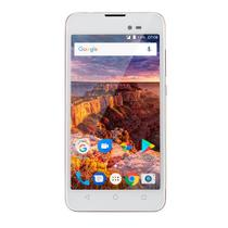 Smartphone Multilaser MS50L Dual Chip Android 7.0 Tela 5 Quad Core 8GB Wi-Fi Câmera 8MP