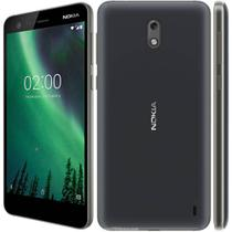 Smartphone Nokia 2 dual chip Android 7.1 Tela 5.0 8GB Camera 8MP Bateria 4100mah  Preto