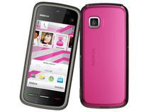Smartphone Nokia 5233 Touch Desbloqueado Claro - Câmera 2MP MP3 Player Bluetooth Cartão 2GB