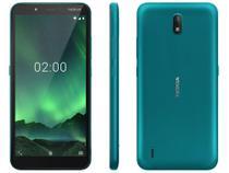 "Smartphone Nokia C2 16GB Verde 4G 1GB RAM 5,7"" - Câm. 5MP + Selfie 5MP Dual Chip -"