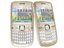 Smartphone Nokia C3-00 Desbloqueado Claro - Câmera 2MP MP3 Player Wi-Fi Bluetooth Cartão 2GB